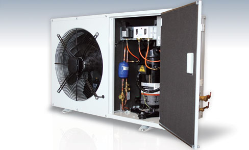 Technical Manuals - Commercial condensing units